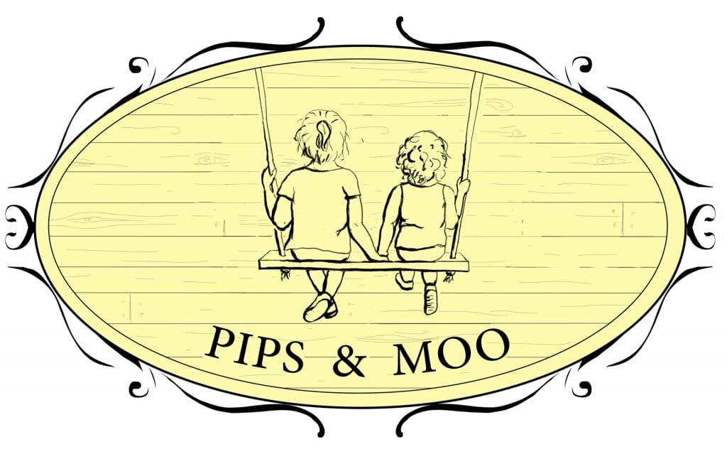 Pips and Moo - Children's Wooden Toys and Furniture - Logo