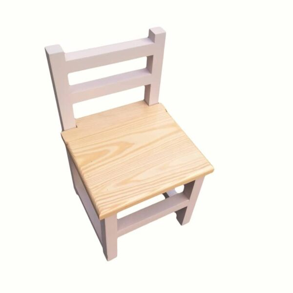 Children's Chair - Pink - Pips and Moo