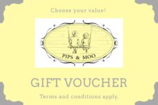 Pips and Moo Gift Voucher